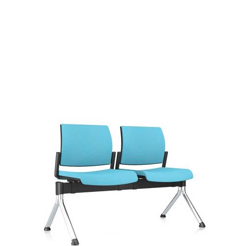 Blue beam seating