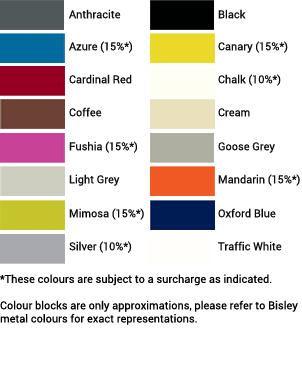 Bisley palette 2