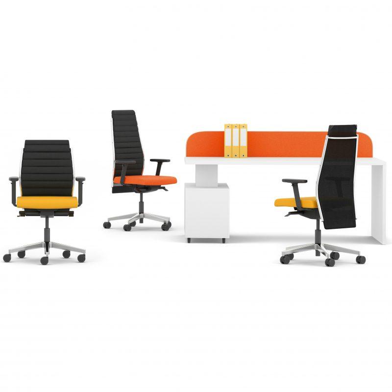 Plan Executive Task Chair range