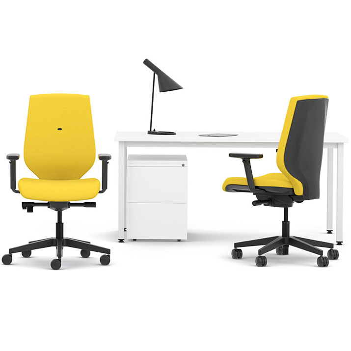 Quintessential office task chairs