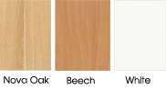 Table colours